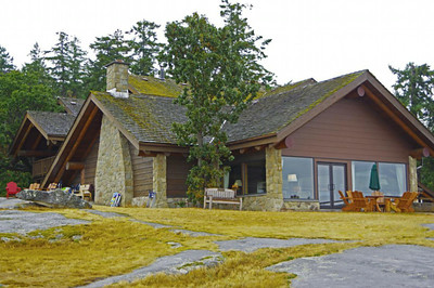 Yellow Point Lodge 2014