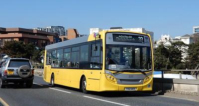 532 - YX12AKV - Bournemouth (Bath Road)