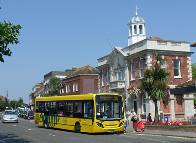 517 - AY07CUA - Christchurch (High St) - 24.7.14