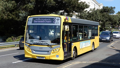 519 - YX12AEA - Bournemouth (Bath Road)