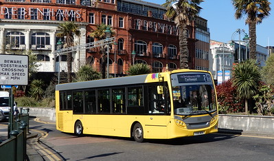 519 - YX12AEA - Bournemouth (Gervis Place)