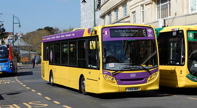 525 - YX12AEW - Bournemouth (Gervis Place)