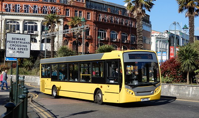 516 - GN07FDE - Bournemouth (Gervis Place)