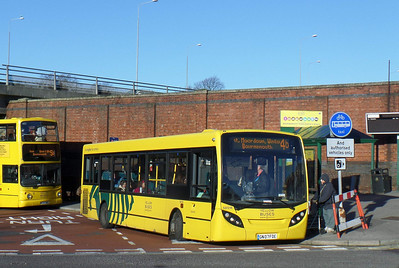 516 - GN07FDE - Bournemouth (railway station) - 11.1.14