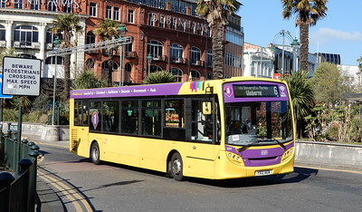 526 - YX12AEW - Bournemouth (Gervis Place)
