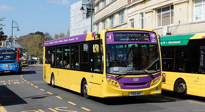 530 - YX12AKP - Bournemouth (Gervis Place)