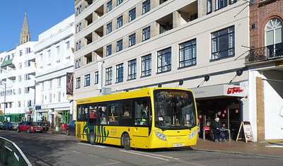 785 - EU08FHD - Bournemouth (Bourne Avenue) - 11.1.14