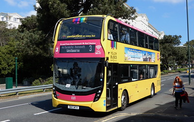 203 - SN17MTX - Bournemouth (Bath Road)
