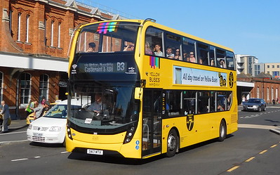 202 - SN17MTV - Bournemouth (railway station)