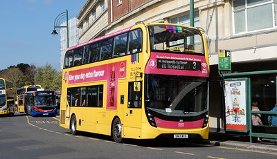 203 - SN17MTX - Bournemouth (Gervis Place)