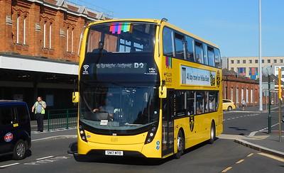 200 - SN17MTO - Bournemouth (railway station)
