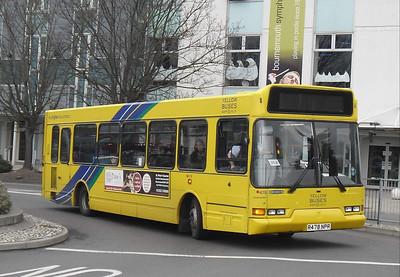 478 - R478NPR - Poole (Kingland Rd) - 4.4.12