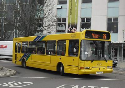 485 - P991AFV - Poole (Kingland Rd) - 4.4.12