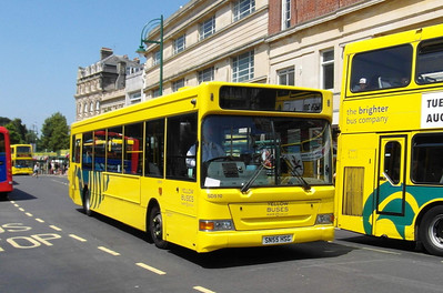 510 - SN55HSG - Bournemouth (Gervis Place) - 13.7.13