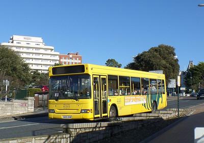 508 - SN55DVM - Bournemouth (Pier) - 11.1.14