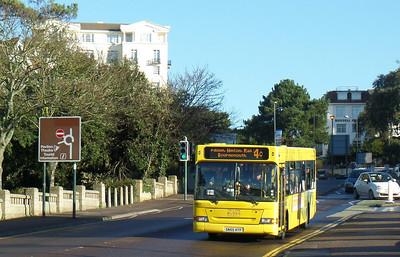 513 - SN55HTF - Bournemouth (Pier) - 11.1.14