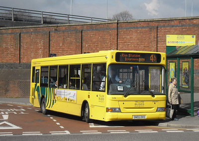 509 - SN55DVO - Bournemouth (Interchange/rail station) - 4.4.12