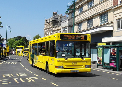 511 - SN55HSX - Bournemouth (Gervis Place) - 13.7.13