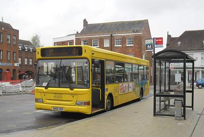 510 - SN55HSG - Wimborne (town centre) - 14.4.12