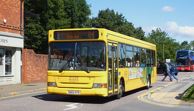512 - SN55HTD - Ringwood (The Furlong)