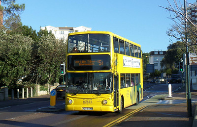 282 - X202UMS - Bournemouth (Pier) - 11.1.14