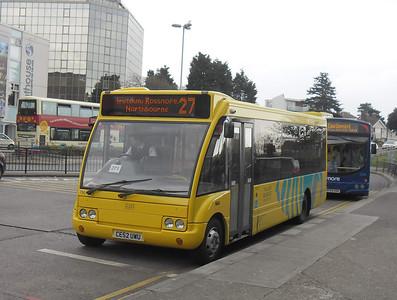 750 - CE52UWU - Poole (bus station) - 4.4.12