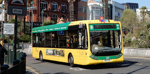 12 - R12TYB - Bournemouth (Gervis Place)