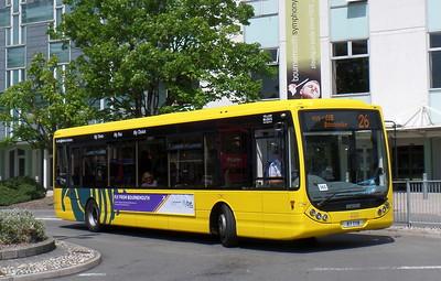 7 - R7TYB - Poole (Kingland Road)