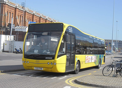 23 - T23TYB - Bournemouth (Interchange/rail station) - 4.4.12