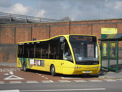 26 - T26TYB - Bournemouth (Interchange/rail station) - 4.4.12