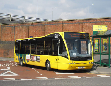 21 - T21TYB - Bournemouth (Interchange/rail station) - 4.4.12