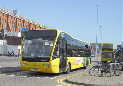 19 - T19TYB - Bournemouth (Interchange/rail station) - 4.4.12