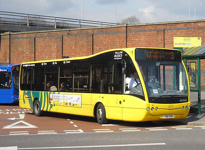 18 - T18TYB - Bournemouth (Interchange/rail station) - 4.4.12