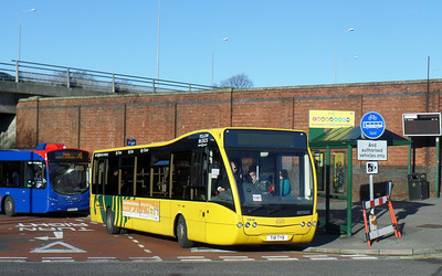 18 - T18TYB - Bournemouth (railway station) - 11.1.14