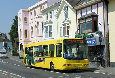 501 - HF05LYU - Christchurch (Bridge St) - 24.7.14