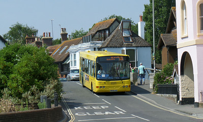 501 - HF05LYU - Christchurch (Bridge St) - 24.7.14