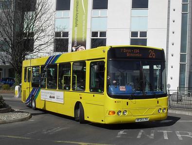 501 - HF05LYU - Poole (Kingland Rd) - 19.3.11