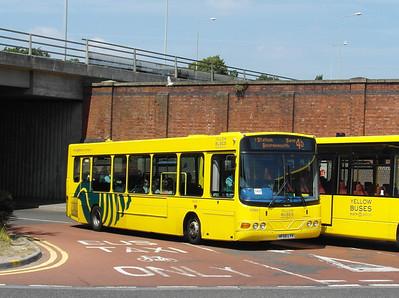 502 - HF05LYV - Bournemouth (railway station) - 13.7.13
