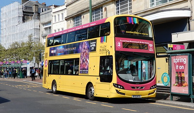 194 - BF15KFD - Bournemouth (Gervis Place)