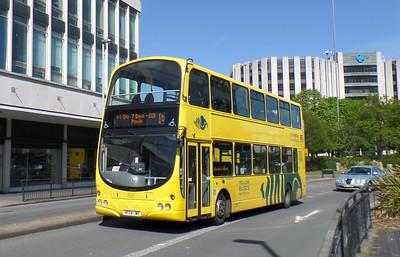 183 - HF04JWD - Poole (Kingland Road) - 3.5.14