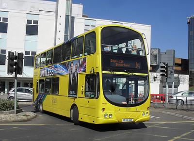 181 - HF03ODV - Poole (Kingland Rd) - 19.3.11