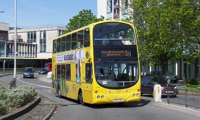 180 - HF03ODU - Poole (Kingland Road) - 3.5.14