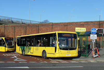 806 - YN08NLJ - Bournemouth (railway station) - 11.1.14