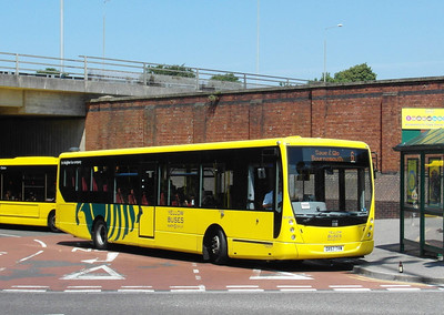 803 - DX57TVW - Bournemouth (railway station) - 13.7.13