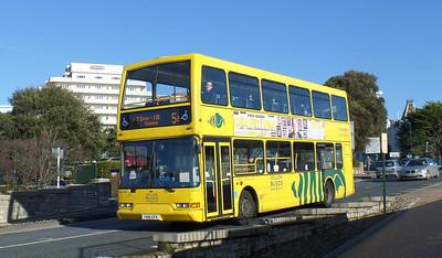 416 - Y416CFX - Bournemouth (Pier) - 11.1.14