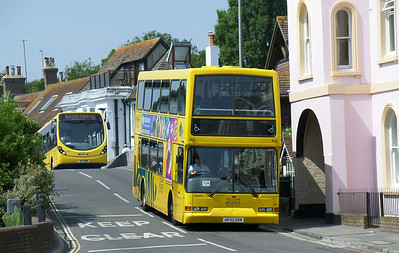 426 - HF03ODR - Christchurch (Bridge St) - 24.7.14