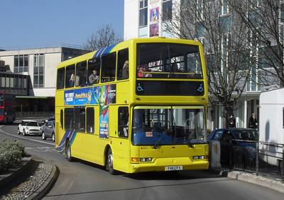 411 - Y411CFX - Poole (Kingland Rd) - 19.3.11