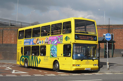 412 - Y412CFX - Bournemouth (Interchange/rail station) - 4.4.12