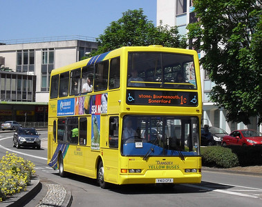 413 - Y413CFX - Poole (Kingland Rd) - 17.6.10