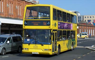 415 - Y415CFX - Bournemouth (railway station)